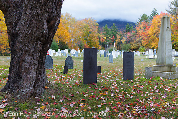 Kinsman Cemetery in Easton, New Hampshire.