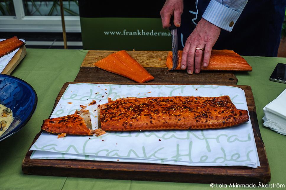 Irish food at Ballymaloe Manor House & Cookery School (Lola Akinmade)