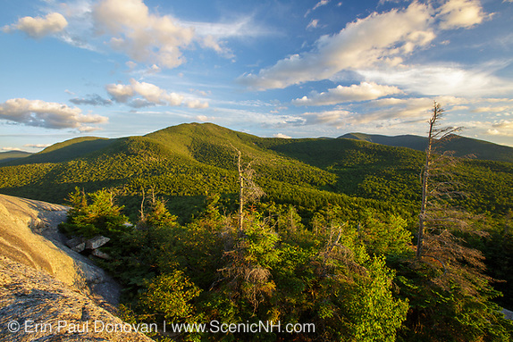 Scenic view from Middle Sugarloaf Mountain in Bethlehem, New Hampshire USA during the summer months (ScenicNH Photography LLC | Erin Paul Donovan)