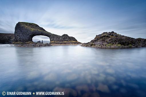 Raudanes in east-Iceland. (Einar Gudmann)