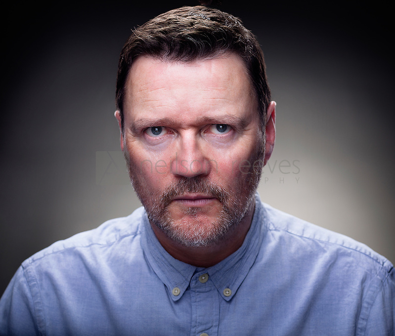 A thought provoking portrait featuring Ian Puleston-Davies. The portrait shows Ian looking like Winston Smith the character portrayed by John Hurt in the film 1984 based on a novel by George Orwell (Colin Boulter)