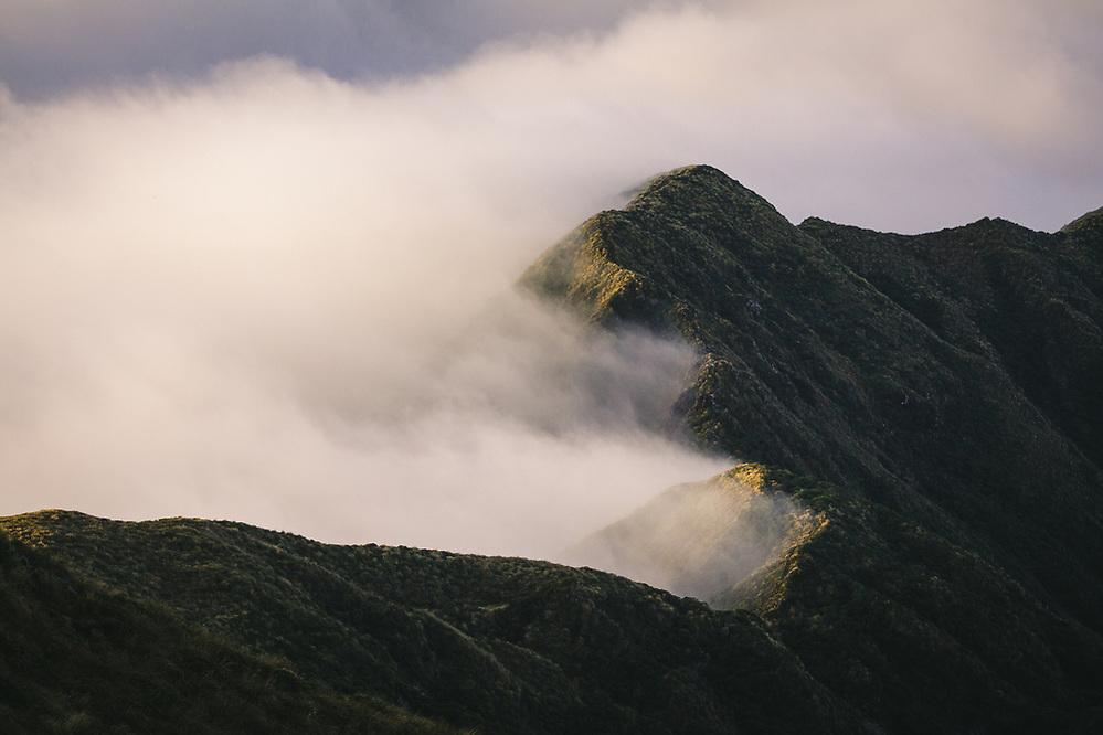 Main ridge of Tararuas (Davis Ulands/Ⓒ Davis Ulands | davisulands.com)